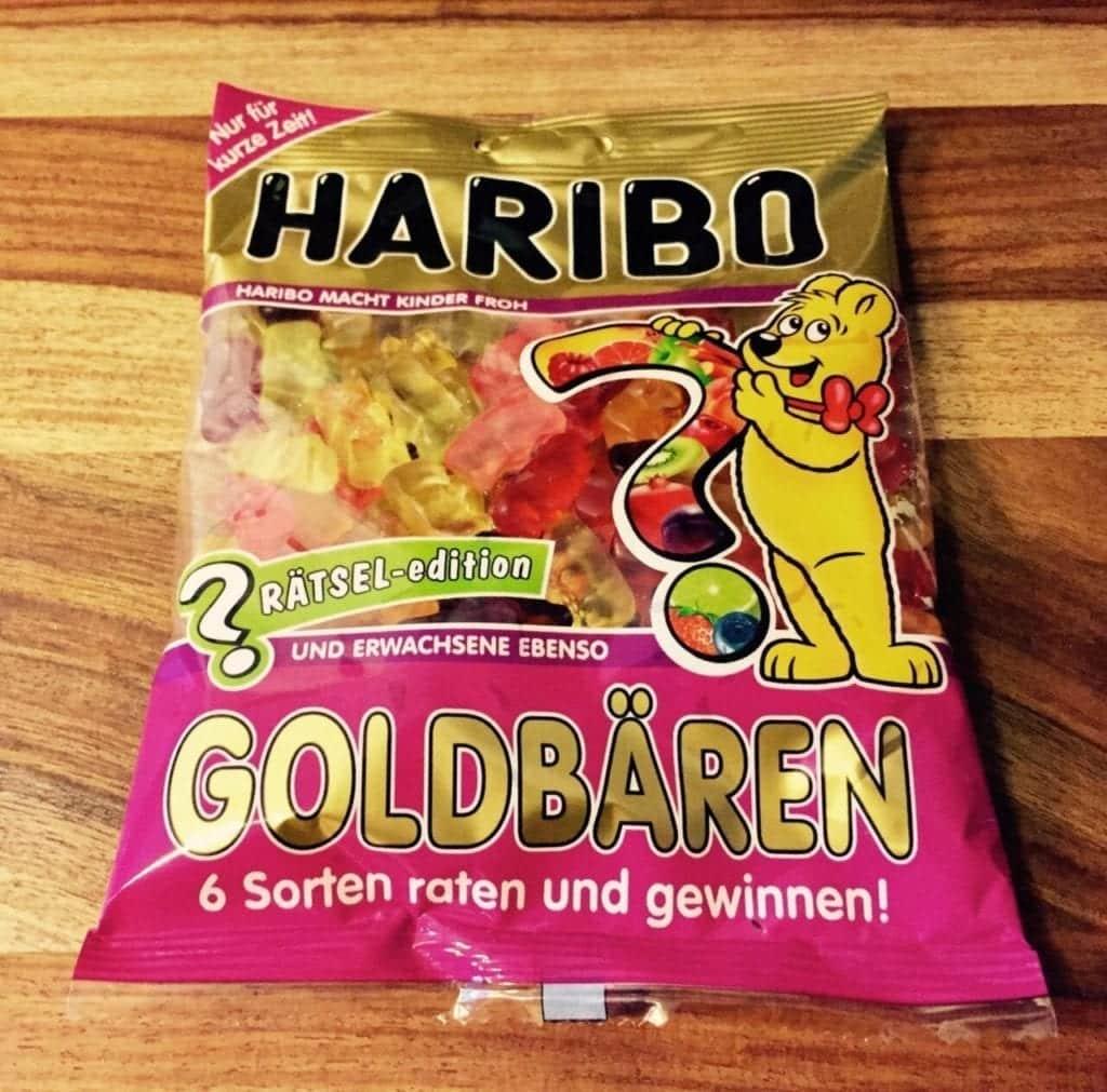 Haribo Gold Bear Puzzle Edition
