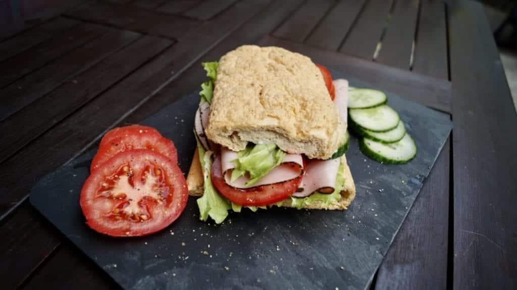 Homemade Subway Sandwich Recipe