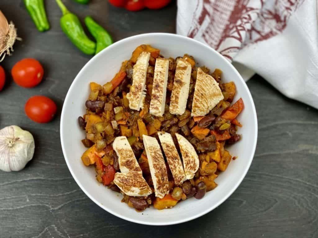 Healthy Pumpkin-Chili