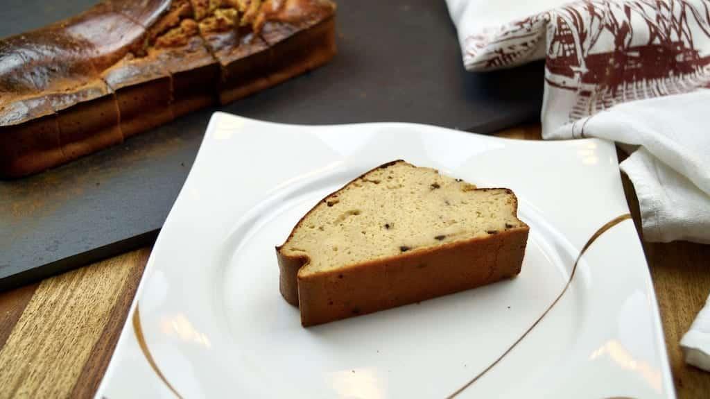 My super easy protein banana bread