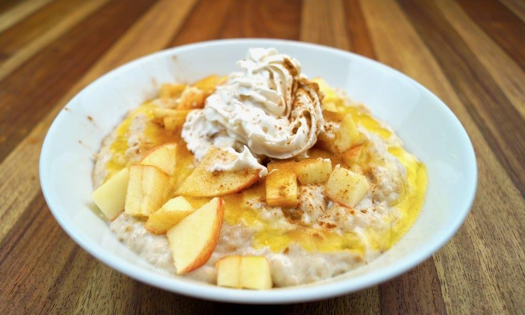 Apple Cinnamon Fitness Oatmeal