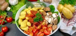 Gnocchi Bowl