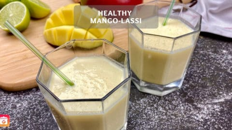 Healthy Mango-Lassi – Make your own refreshing Lassi