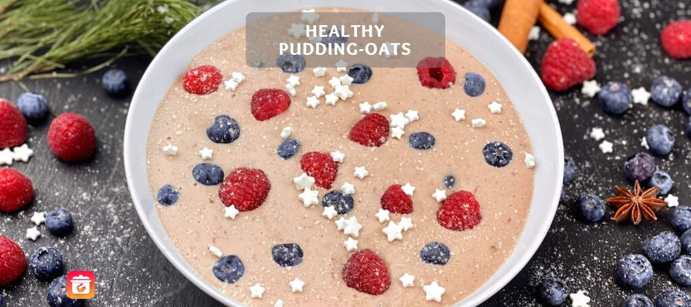 Healthy Pudding-Oats – Easy and Quick!