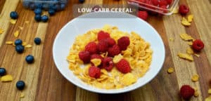 Low-Carb Cereal