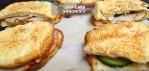 Low-Carb Sandwich