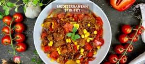 Mediterranean Stir-Fry
