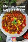 Mediterranean Veggie Stir-Fry