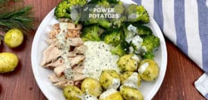 Power Potatoes