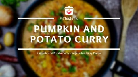 Pumpkin-Potato Curry - Vegetarian Curry Recipe