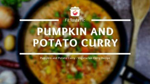 Pumpkin-Potato Curry - Vegetarian Curry Recipe