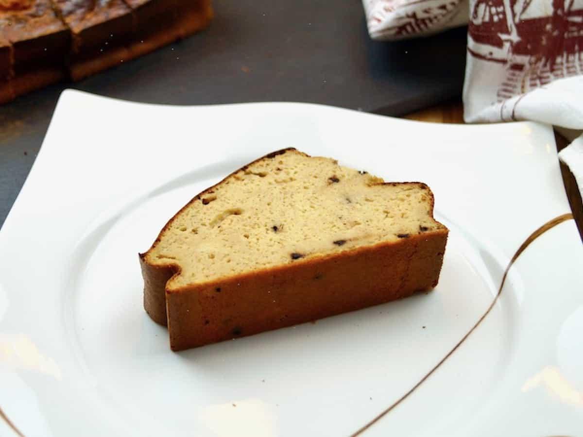 easy protein banana bread