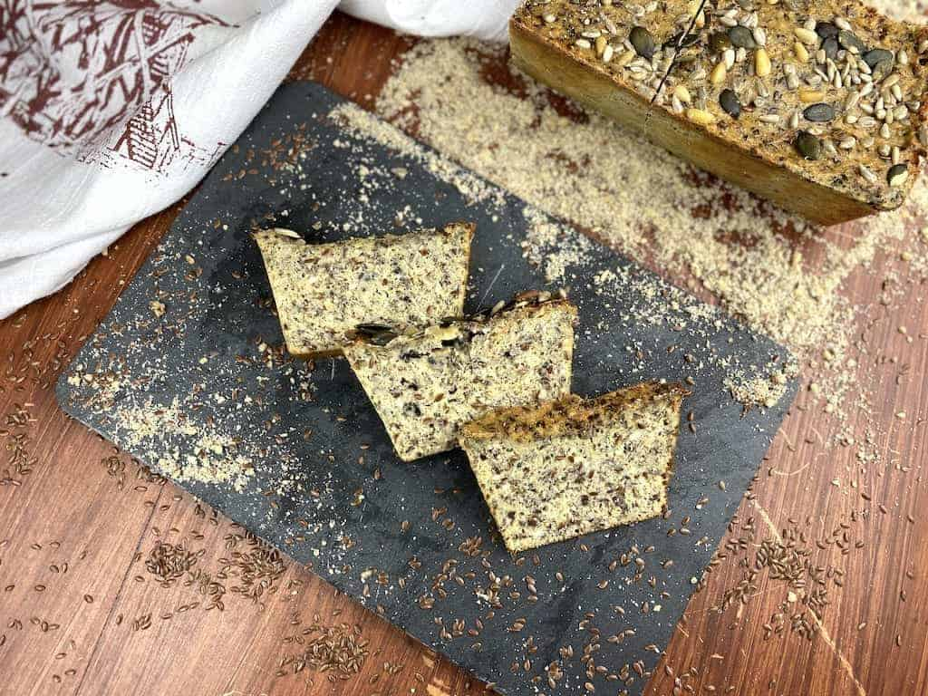 the low carb bread